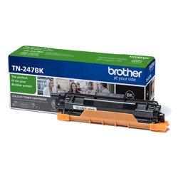 Toner oryginalny Brother TN-247 BK