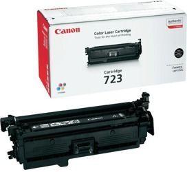 Toner oryginalny Canon 723BK