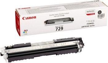 Toner oryginalny Canon 729BK