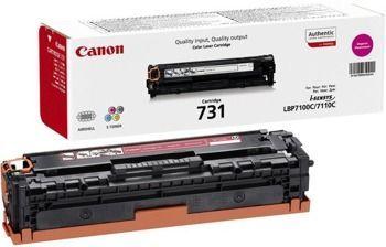 Toner oryginalny Canon 731M