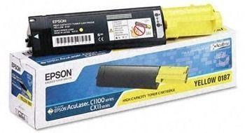 Toner oryginalny Epson C13S050187