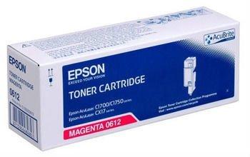 Toner oryginalny Epson C13S050612