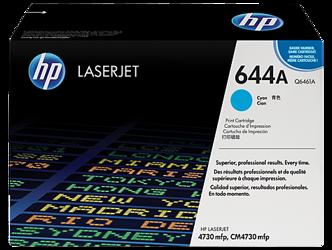 Toner oryginalny HP 644A, Q6461A
