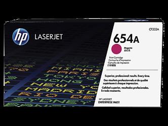 Toner oryginalny HP 654A, CF333A