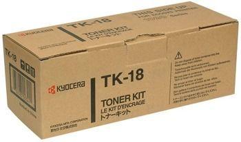 Toner oryginalny Kyocera TK-18