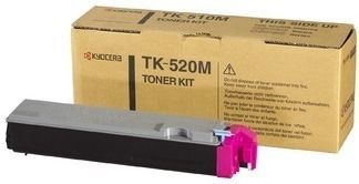 Toner oryginalny Kyocera TK-520M
