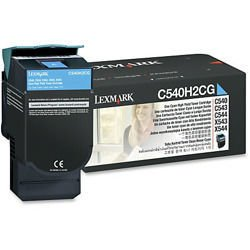 Toner oryginalny Lexmark C540H2CG