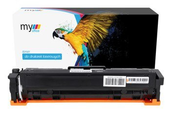 Toner zamiennik My Office HP CF540X