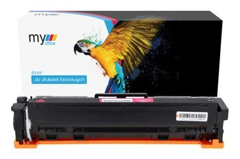 Toner zamiennik My Office HP CF543X