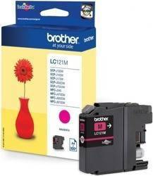 Tusz oryginalny Brother LC121M