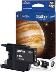 Tusz oryginalny Brother LC1240BK