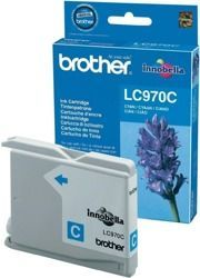 Tusz oryginalny Brother LC970C