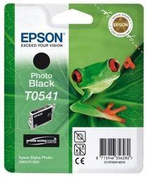 Tusz oryginalny Epson T0541 BK