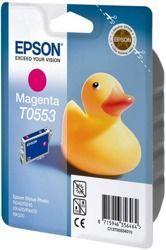 Tusz oryginalny Epson T0553 M