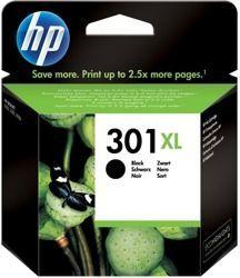 Tusz oryginalny HP 301XL BK (CH563EE)