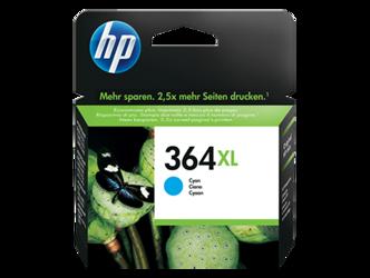 Tusz oryginalny HP 364XL C (CB323EE)