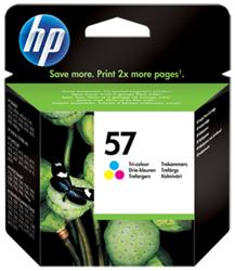 Tusz oryginalny HP 57 CMY (C6657AE)