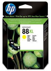Tusz oryginalny HP 88XL Y (C9393AE)