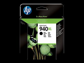 Tusz oryginalny HP 940XL BK (C4906AE)