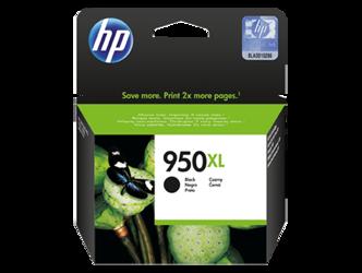 Tusz oryginalny HP 950XL BK (CN045AE)