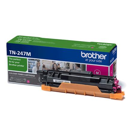 Toner oryginalny Brother TN-247 M