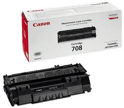 Toner oryginalny Canon 708