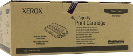 Toner oryginalny Xerox 106R01246